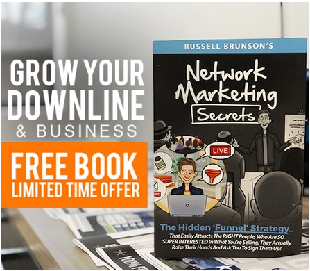 get network marketing secrets book