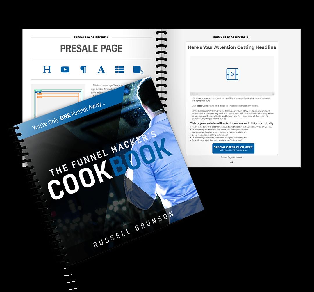 get the funnel cookbook