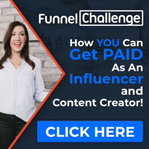 get paid to become an influencer