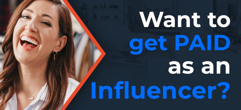 lean to be an influencer